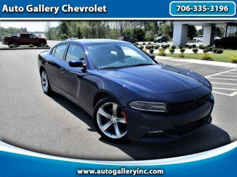 2015 Dodge Charger for sale at Auto Gallery Chevrolet in Commerce GA
