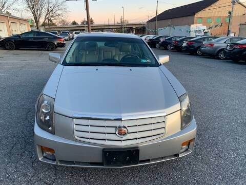 2007 Cadillac CTS for sale at YASSE'S AUTO SALES in Steelton PA