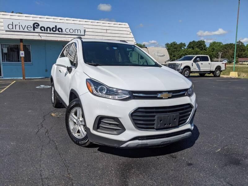 2019 Chevrolet Trax for sale at DrivePanda.com in Dekalb IL