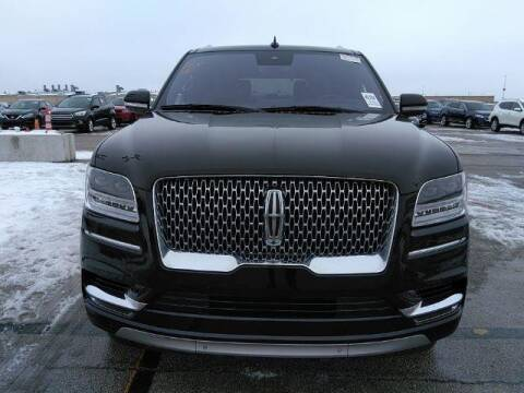 2019 Lincoln Navigator for sale at CU Carfinders in Norcross GA