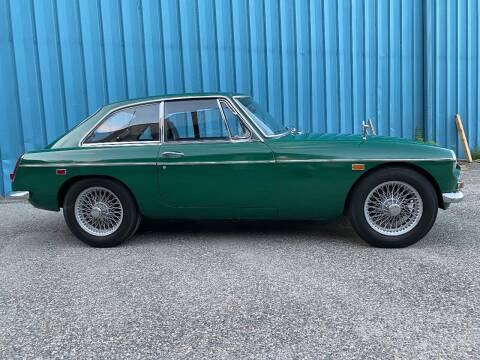 1969 MG MGC for sale at Forza in Gaylordsville CT
