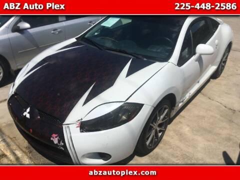 2012 Mitsubishi Eclipse for sale at ABZ Autoplex, LLC in Baton Rouge LA