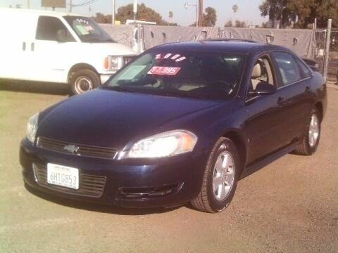 2009 Chevrolet Impala for sale at Valley Auto Sales & Advanced Equipment in Stockton CA