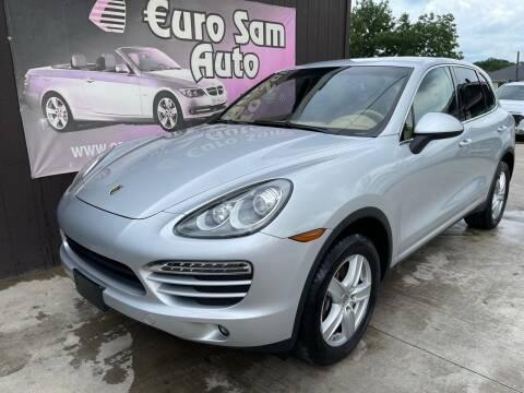 2011 Porsche Cayenne for sale at Euro Auto in Overland Park KS