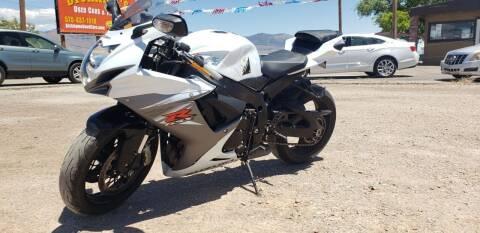 2015 Suzuki GSXR for sale at Bickham Used Cars in Alamogordo NM