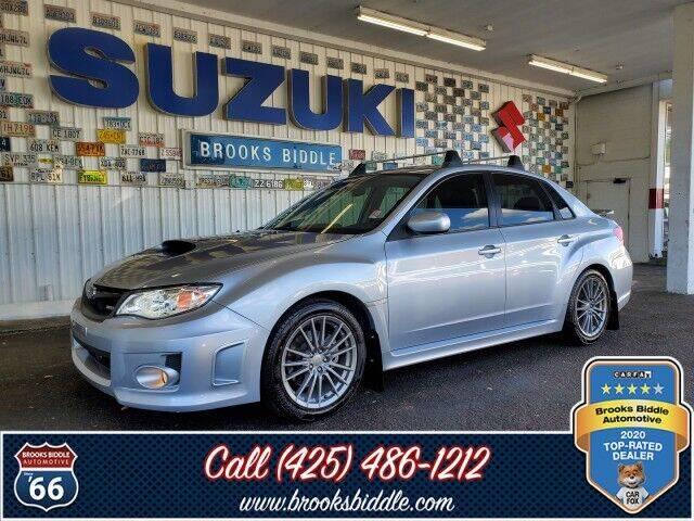 2014 Subaru Impreza for sale at BROOKS BIDDLE AUTOMOTIVE in Bothell WA