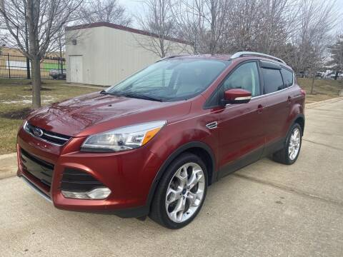 2014 Ford Escape for sale at Western Star Auto Sales in Chicago IL