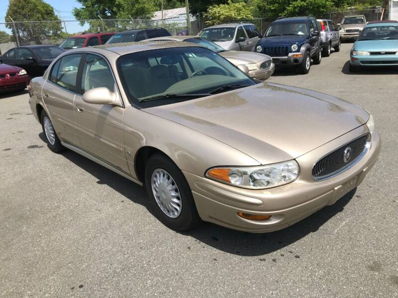 2005 Buick LeSabre for sale at Mike's Auto Sales of Charlotte in Charlotte NC