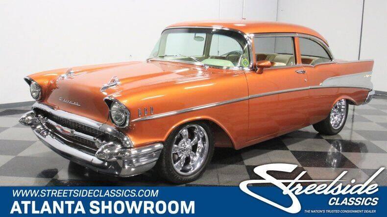 1957 Chevrolet 210 for sale in Lithia Springs, GA
