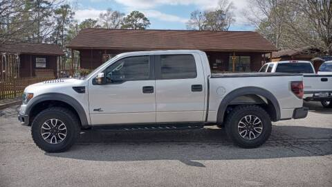 2014 Ford F-150 for sale at Victory Motor Company in Conroe TX