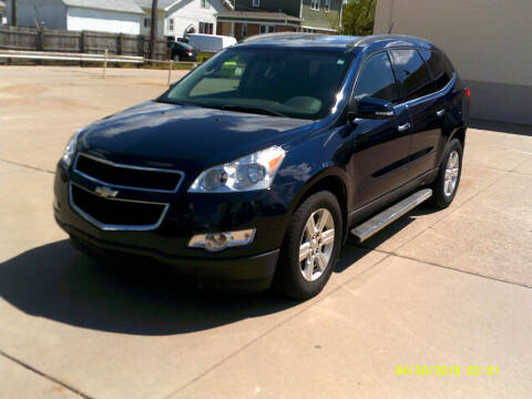 2011 Chevrolet Traverse for sale at Fred Elias Auto Sales in Center Line MI