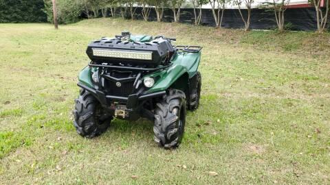 2018 Yamaha kodiak 700 for sale at York Motor Company in York SC