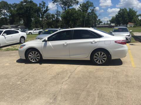 2017 Toyota Camry for sale at A & B Auto Sales of Chipley in Chipley FL