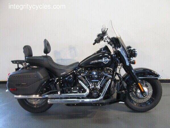 2019 Harley-Davidson Heritage Softail Classic FLHCS for sale at INTEGRITY CYCLES LLC in Columbus OH