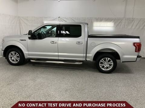 2015 Ford F-150 for sale at Brothers Auto Sales in Sioux Falls SD