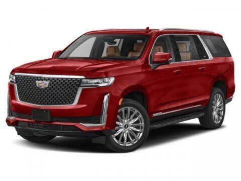 2021 Cadillac Escalade ESV for sale at Distinctive Car Toyz in Pleasantville NJ