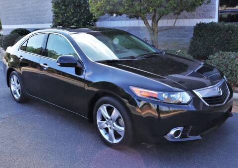 2012 Acura TSX for sale at Weaver Motorsports Inc in Cary NC