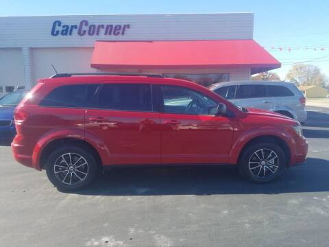 2018 Dodge Journey for sale at Car Corner in Mexico MO