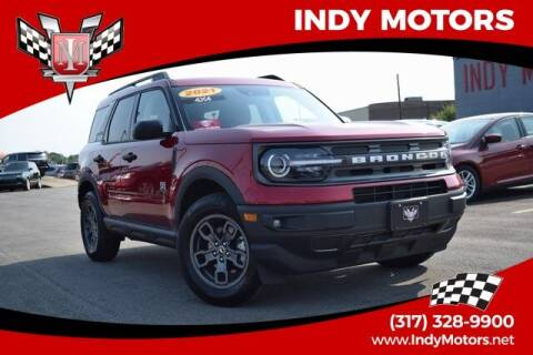 2021 Ford Bronco Sport for sale at Indy Motors Inc in Indianapolis IN