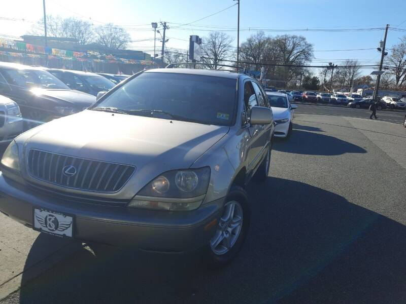 1999 Lexus RX 300 for sale at K & S Motors Corp in Linden NJ