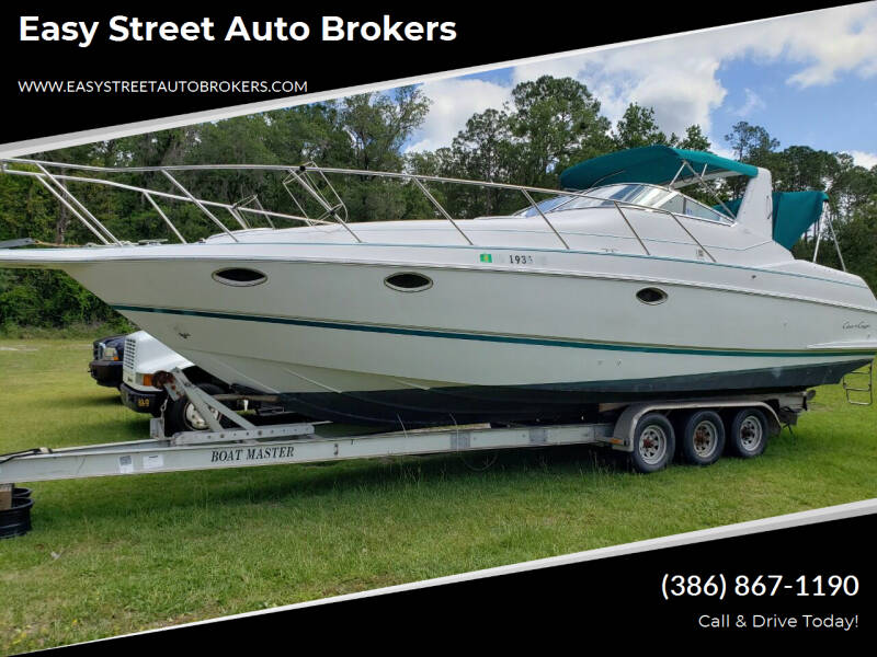 1995 Chris-Craft 33 ft Crowne for sale at Easy Street Auto Brokers in Lake City FL