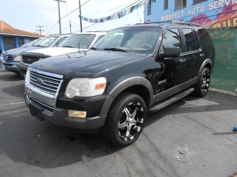 2006 Ford Explorer for sale at ANYTIME 2BUY AUTO LLC in Oceanside CA