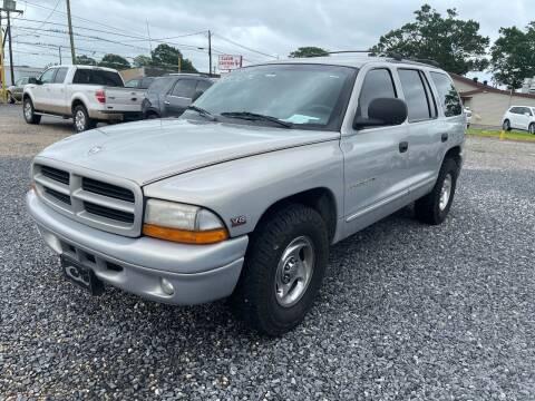 1999 Dodge Durango for sale at Bayou Motors Inc in Houma LA