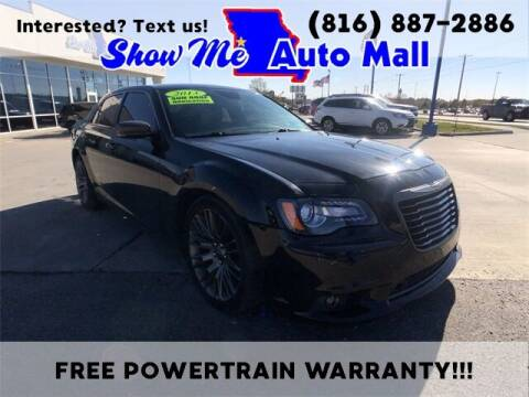 2013 Chrysler 300 for sale at Show Me Auto Mall in Harrisonville MO
