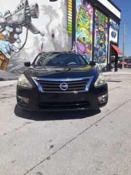 2015 Nissan Altima for sale at Rosa's Auto Sales in Miami FL