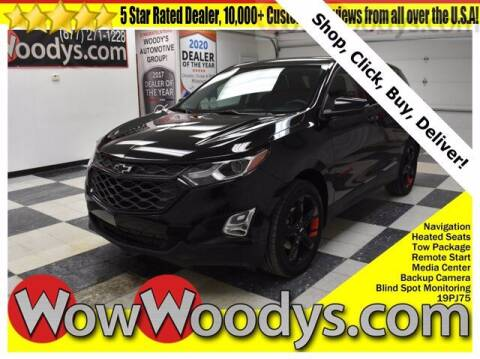 2019 Chevrolet Equinox for sale at WOODY'S AUTOMOTIVE GROUP in Chillicothe MO