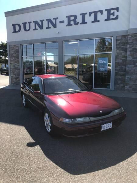 1994 Subaru SVX for sale at Dunn-Rite Auto Group in Kilmarnock VA