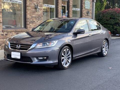 2014 Honda Accord for sale at The King of Credit in Clifton Park NY