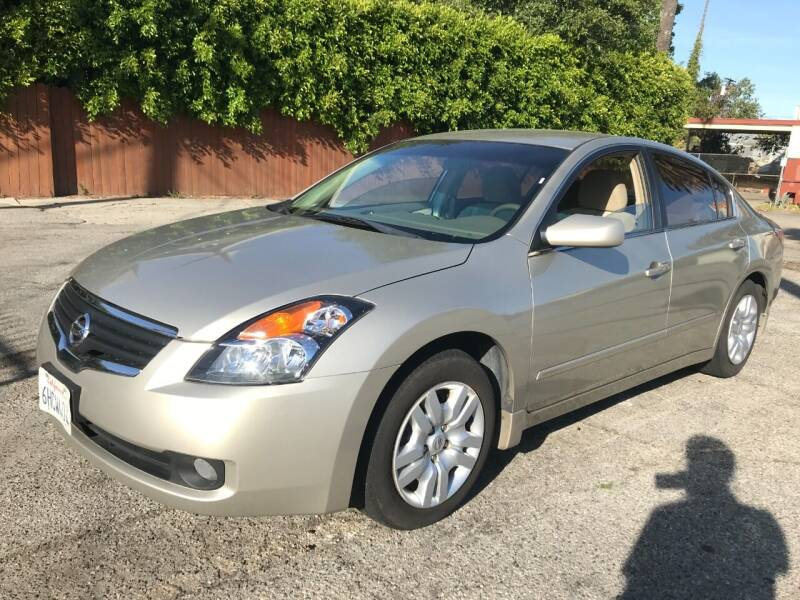 2009 Nissan Altima for sale at Autobahn Auto Sales in Los Angeles CA