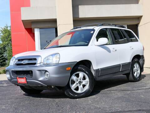 2006 Hyundai Santa Fe for sale at Schaumburg Pre Driven in Schaumburg IL