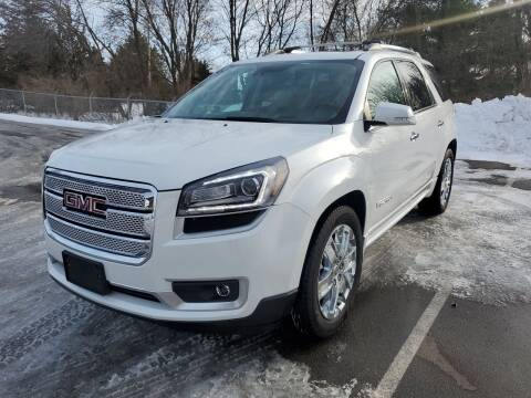 2016 GMC Acadia for sale at Ace Auto in Jordan MN