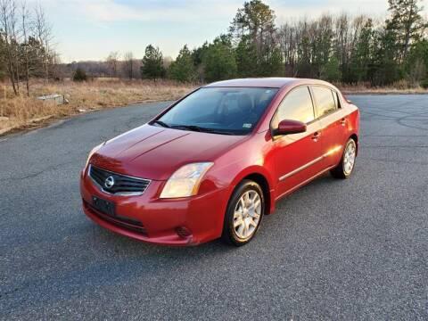 2011 Nissan Sentra for sale at Apex Autos Inc. in Fredericksburg VA