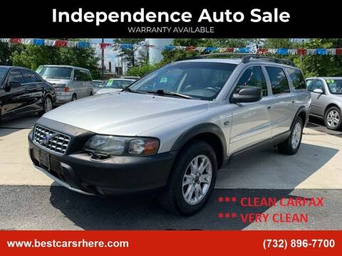 2003 Volvo XC70 for sale at Independence Auto Sale in Bordentown NJ