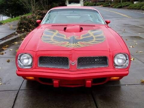 1974 Pontiac Firebird for sale at Haggle Me Classics in Hobart IN