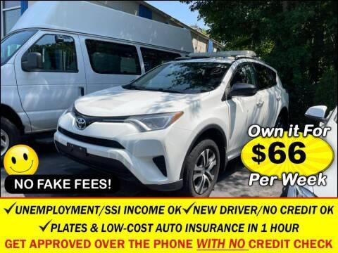 2016 Toyota RAV4 for sale at AUTOFYND in Elmont NY