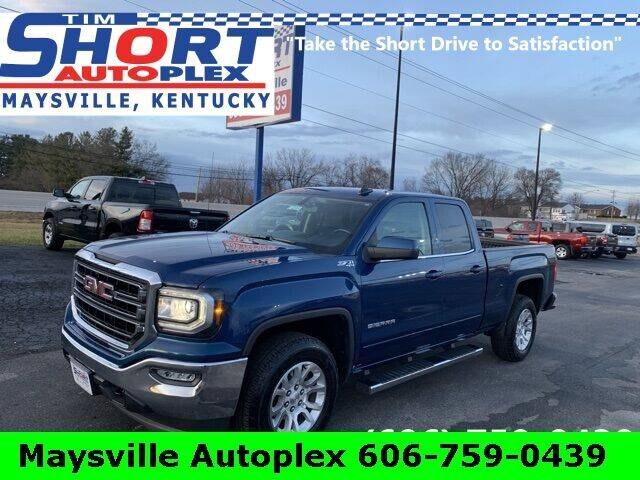 2018 GMC Sierra 1500 for sale at Tim Short Chrysler in Morehead KY