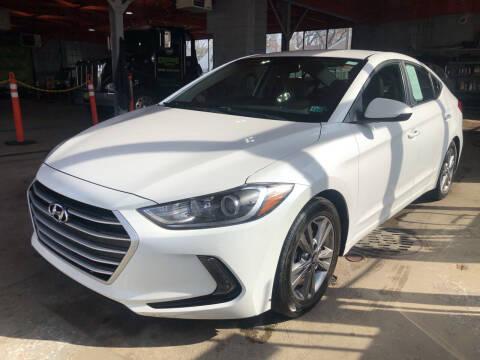 2017 Hyundai Elantra for sale at Champs Auto Sales in Detroit MI