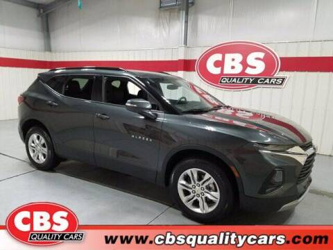 2020 Chevrolet Blazer for sale at CBS Quality Cars in Durham NC