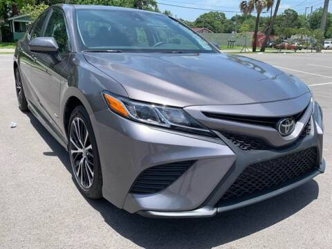 2019 Toyota Camry for sale at Consumer Auto Credit in Tampa FL