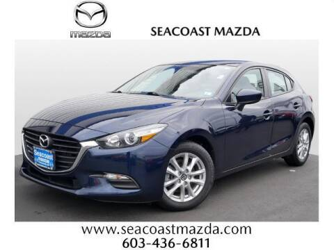 2017 Mazda MAZDA3 for sale at The Yes Guys in Portsmouth NH