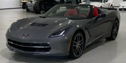 2015 Chevrolet Corvette for sale at Hamilton Automotive in North Huntingdon PA
