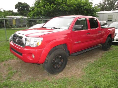 2005 Toyota Tacoma for sale at New Gen Motors in Bartow FL