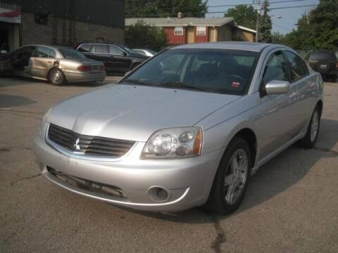 2007 Mitsubishi Galant for sale at ELITE AUTOMOTIVE in Euclid OH