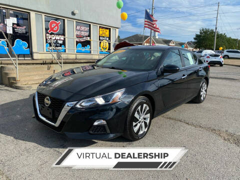 2020 Nissan Altima for sale at Bagwell Motors Springdale in Springdale AR