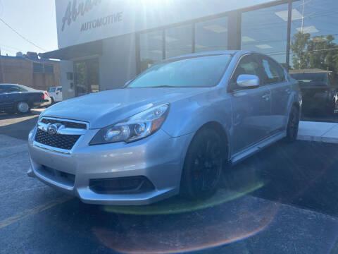 2014 Subaru Legacy for sale at Abrams Automotive Inc in Cincinnati OH