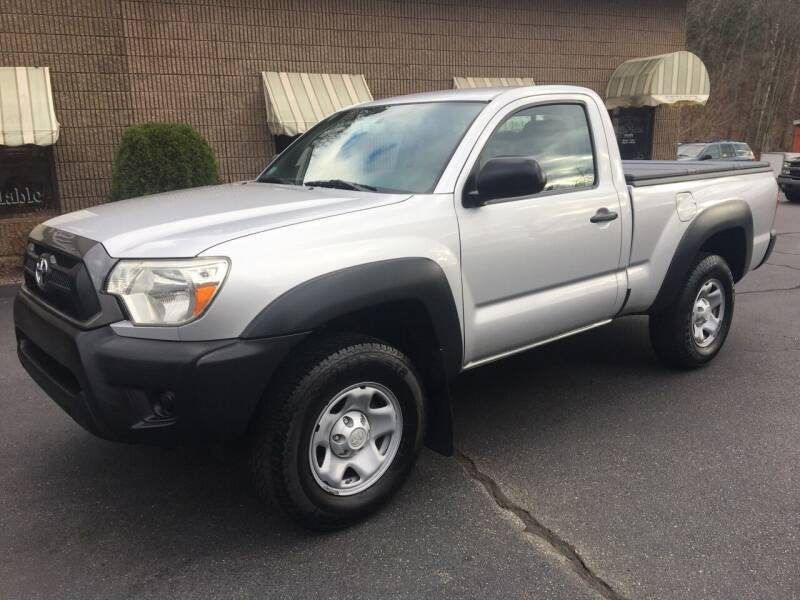 2013 Toyota Tacoma for sale at Depot Auto Sales Inc in Palmer MA